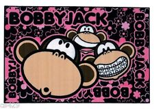 "6.5"" BOBBY JACK MONKEY WALL SAFE STICKER CHARACTER BORDER CUT OUT"