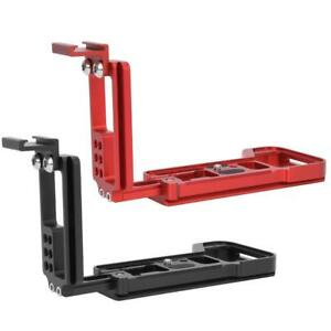 LB-A7R4 Quick Release Vertical L Plate Bracket Hand Grip for SONY A7RIV A7R4 Cam
