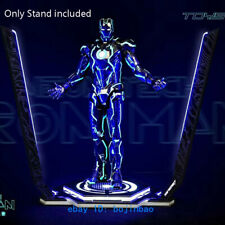 Iron Man Display Stand Led Light Fit for 1/6 Scale NEOH TECH Iron Man MK4 MKIV