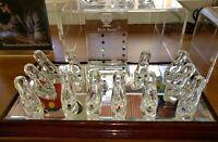 NEW Disney Arribas CINDERELLA BIRTHSTONE Mini Glass Slipper! Birth Stone Parks
