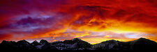 "Dermot O'Kane ""Sunset In..."" 60 x 20 Stretched Canvas Print (Peter Lik Style)"