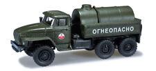 Herpa H0 1:87 Roco Minitanks 744300 Ural Tanque Camión ca Rda