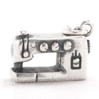 BRAND NEW SEWING MACHINE METAL ZIPPER PULL #111 SILVER