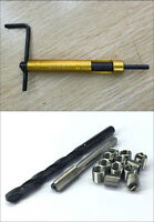 Helicoil Thread Repair Kit M2.5 x 0.45 Drill and Tap Insertion Tool