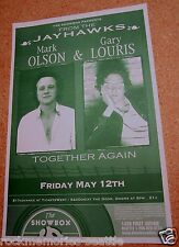 Mark Olson And Gary Louris from The Jayhawks 2006 Original Concert Poster