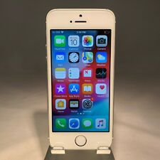 Apple iPhone 5S 32GB Silver AT&T Unlocked - Fair Condition - Full Functions!