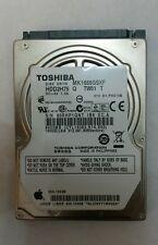 TOSHIBA MK1655GSXF 160GB SATA Laptop Drive HDD2H75  Firmware:D1/FH215B