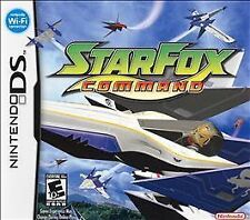 Star Fox Command STARFOX (Nintendo DS, 2006) GAME ONLY NICE SHAPE NES HQ