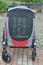 Zwillingswagen & Fahrradanhänger: 2in1-Baby Jogger Pod, klappbar (1. Besitzer)