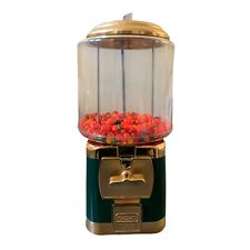 NEW Candy/Gumball Machine SSF Silent Sales Force *WITH KEY* Green/Gold