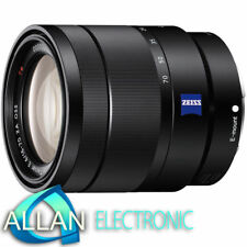 New Sony Vario-Tessar T* E 16-70mm F4 ZA OSS E-mount Lens - SEL1670Z