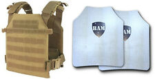 Level IIIA 3A Body Armor | ArmorCore | Bullet Proof Vest | Condor Sentry -Tan