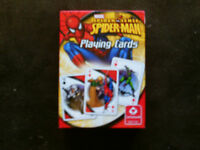 Cartamundi   Marvel´s SPIDER MAN Kartenspiel 52 Karten+3 Joker   Neu & OVP