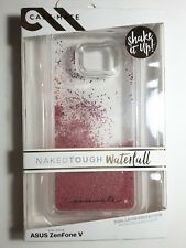Case-Mate Naked Tough Waterfall Protection Case For Asus Zenfone V Rose Gold