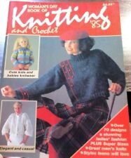 Woman's Day Book Of Knitting and crochet 1985