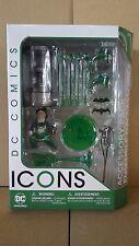 *#1 DC COMICS ICONS ACTION FIGURE ACCESSORY PACK BATMAN SUPERMAN JUSTICE LEAGUE
