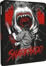 Sharknado blu ray Steelbook ( NEW )