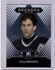 TONY GRANATO 13/14 ITG Decades 1990s #146 Los Angeles Kings Base SP Hockey Card