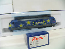 ROCO  63799 E-LOK BR 101 EUROPA ZUG um ZUG . der DB    A125