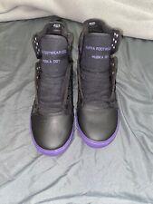 Supra Muska 001 Skytop Purple Edition (Men's Size 10) High Top Sneaker New