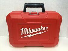 Milwaukee Orbit Palm Sander 6021-21 B19A Hard Carrying Case, NO TOOL