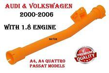 2000-2006 AUDI & VOLKSWAGEN A4 PASSAT 1.8 Engine Oil Dip stick Tube Funnel