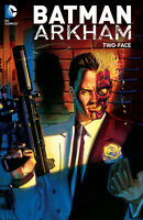 Batman Arkham TPB Two-Face Softcover Graphic Novel