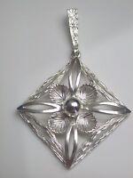 Anhänger Silber 835 antik