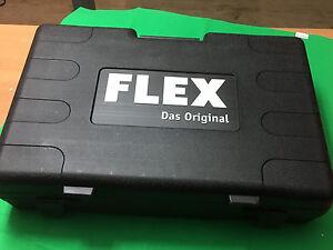 Flex Koffer Original  für 125  und 230 mm Winkelschleifer   821843