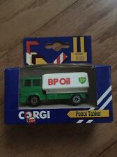 Vintage Corgi Junior BP OIL  PETROL TANKER 1984 Made in Great Britain!