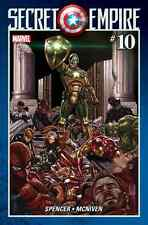 Marvel Comics Secret Empire #10 (of 10) Regular Cover Bagged & Boarded INSTOCK