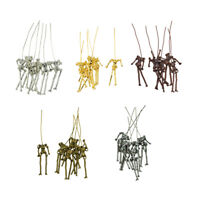 Jewellery Craft Design - 30pcs DIY Doll Pendant Body Charms Jewelry Findings