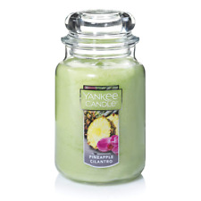 Yankee Candle Pineapple Cilantro Jar Candle, Large