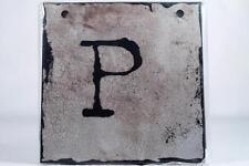 "Words To Live By Sherri Ohler 6"" Alphabet Tiles Letter 'P' #101795 Demdaco NEW"