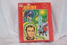 Star Trek 1978 Guild 200 Jigsaw Puzzle Red Box Whitman Sealed Kirk & Crew