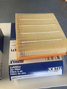 Mahle Original Luftfilter LX3471 für MERCEDES-BENZ