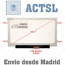 "Acer Aspire One D255E-N57DQkk 10.1"" LCD DISPLAY PANTALLA Portátil 1024x600 LED"
