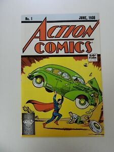 Action Comics #1 1988 reprint VF/NM condition Huge auction going on now!