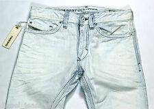 DIESEL Nuovo di Zecca THANAZ 8880 L Jeans 29x30 Slim Skinny Fit Tapered Gamba NUOVO CON ETICHETTA