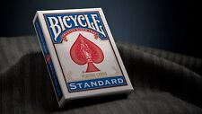 72 NEW DECKS BICYCLE PLAYING STANDARD CARDS RED & BLUE