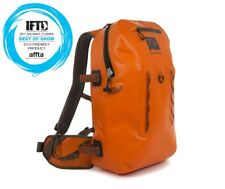 NEW 2017 FISHPOND THUNDERHEAD SUBMERSIBLE BACKPACK IN ORANGE - FREE US SHIPPING