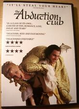 THE ABDUCTION CLUB ALICE EVANS LIAM CUNNINGHAM PATHE REGION 2 DVD NEW