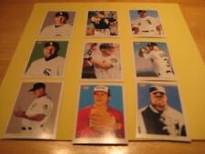 2002 Topps 206 Chicago White Sox Master Team Set 9 Cards