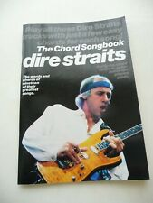 The Chord Song Book Play all these Dire Straits Tracks with Music and Words