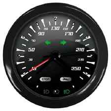 SPEEDOMETER GAUGE SPEEDO DIAL COOL WALL CLOCK **SUPERB ITEM**