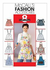 McCalls SEWING PATTERN 2947 Misses Aprons