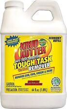 Tough Task Remover Cleaner Degreaser Solvent 12 Gallon 64 Oz Krud Kutter Kr642