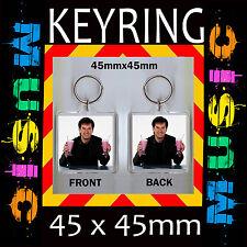 DANIEL O'DONNELL - KEYRING –KEY CHAIN-45X45MM- CD113