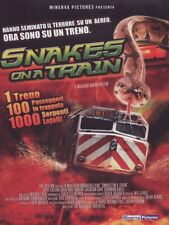 Dvd Snakes On A Train