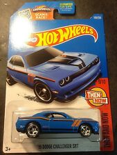 2016 Hot Wheels CUSTOM Super Treasure Hunt 15 Dodge Challenger SRT w Real Riders